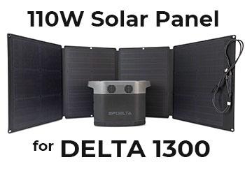 EcoFlow DELTA Solor Panel