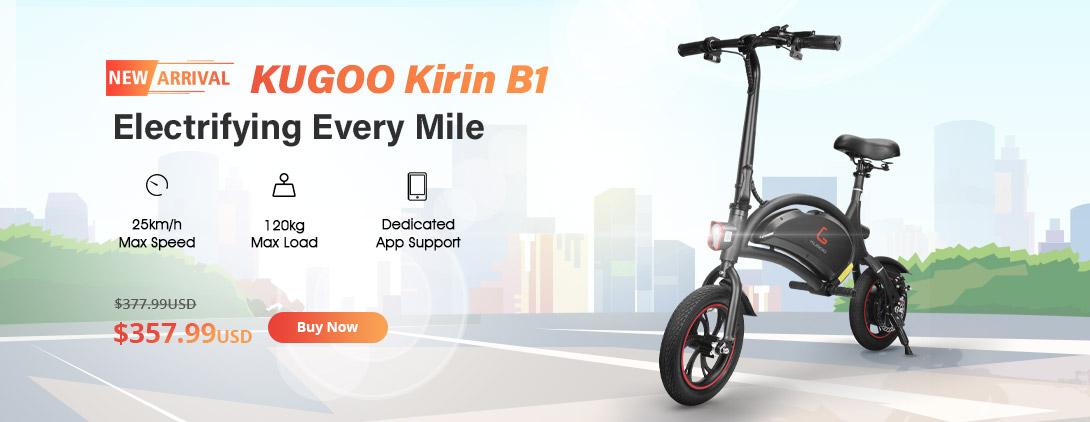 KUGOO Kirin B1