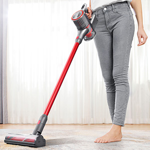 Save up to $100 on select cordless vacuums.