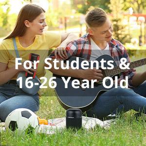 20% ifjúsági kedvezmény