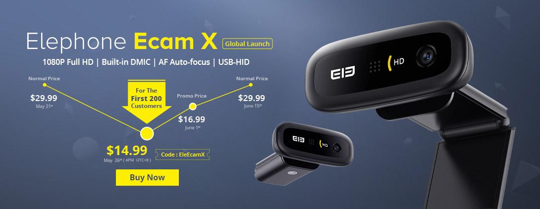 Elephone Ecam X