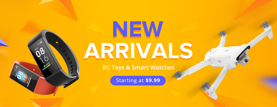 RC & Smart Watches