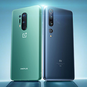 Takarítson meg akár 50% -ot a kiválasztott 5G okostelefonokon, mindössze 289.99 USD-tól