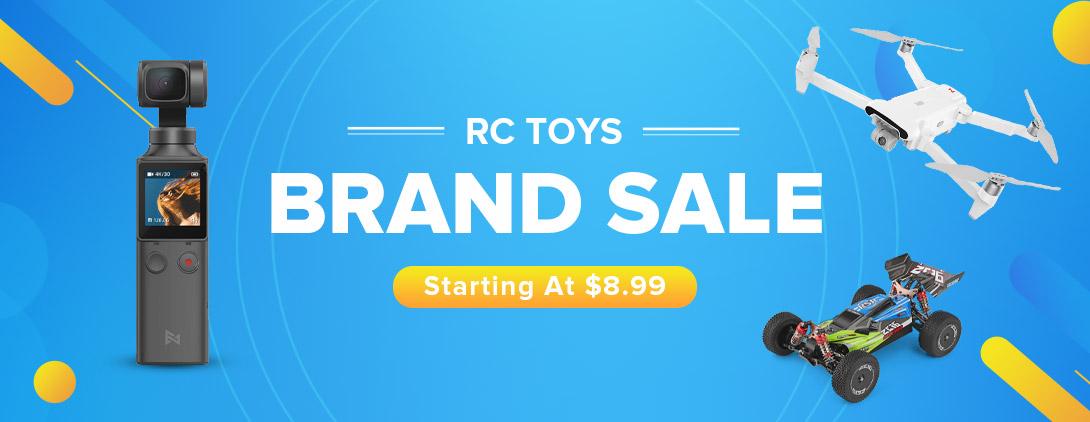 RC Toys Brand Sale