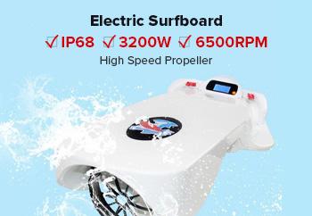 HTOMT F2 Surfboard