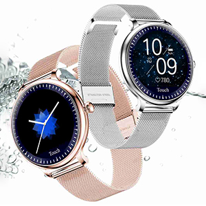 Up to 55% off on select smartwatches and smart bands.