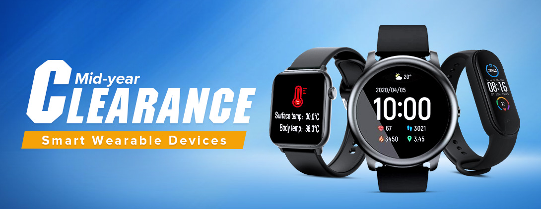 Wearables Clearance