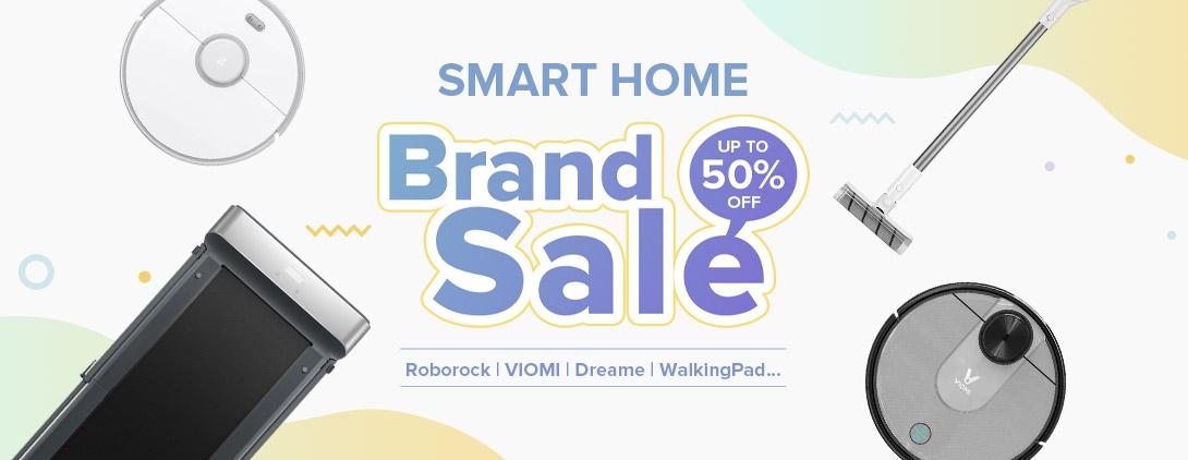 Smart Home Brand Sale