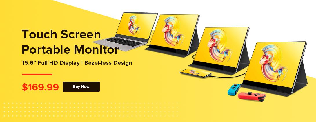 Portable Monitor Sale