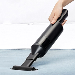 16800Pa powerful suction, portable design, perfect for cleaning at home, office and car.