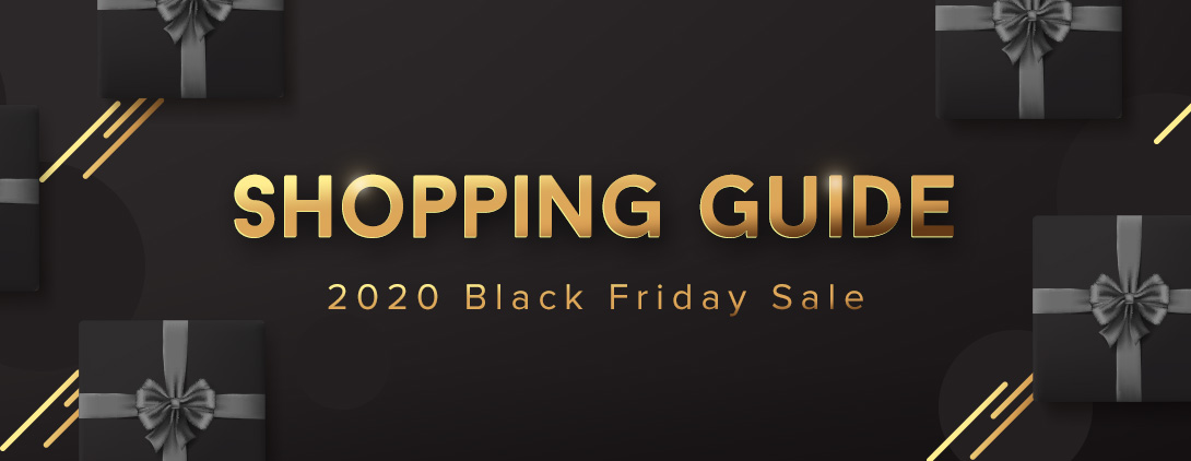 Shopping Guide 2020 Black Friday