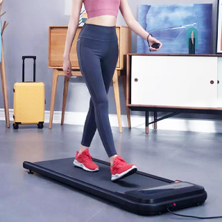 Noise reduction, 3 sport modes, professional running board, 6.5cm slim design