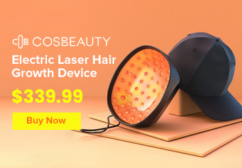 COSBEAUTY Electric Laser Hair Growth Device