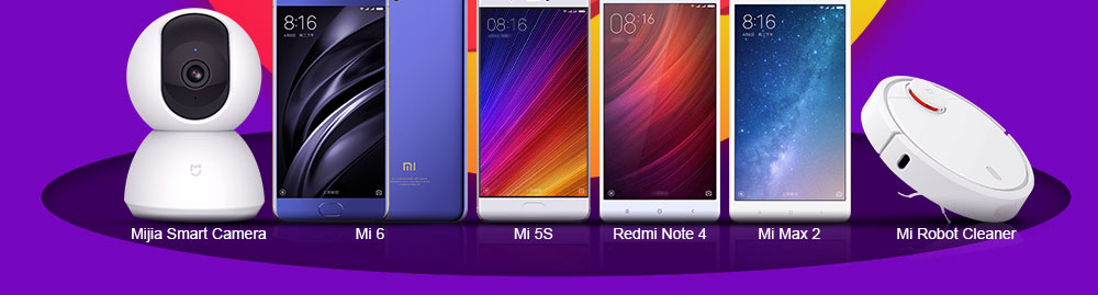 618 Xiaomi Brand Sale For Smartphone & Other Gadgets