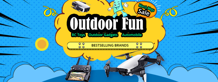 Outdoor Fun Sale
