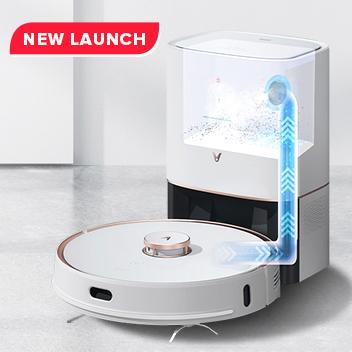 De eerste zelfledigende robotstofzuiger, slimme kaart, bijgewerkte functie, slechts $ 649.99 na coupon.