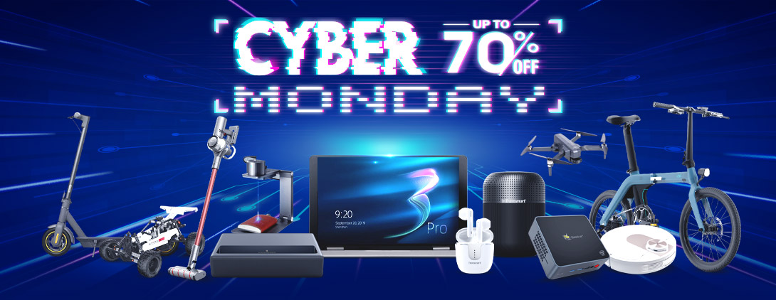Cyber lundi 2020