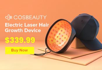 Dispositivo elettrico per la crescita dei capelli del laser COSBEAUTY
